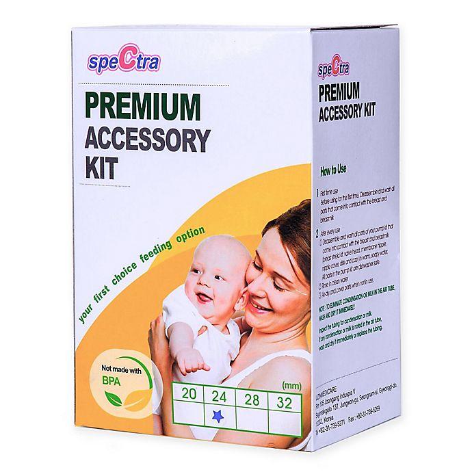 Alternate image 1 for Spectra Premium Breast Pump Accessory KIT
