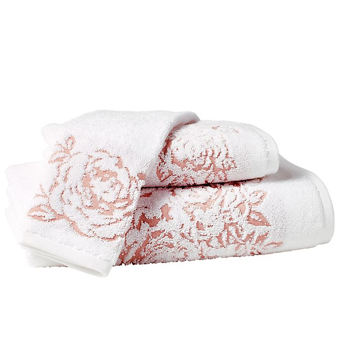 Reproduction Vintage Bath Towels: Vintage Chic Bath Towel