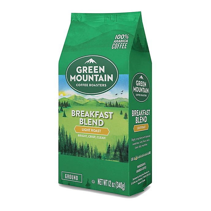 Alternate image 1 for Green Mountain Coffee® 12 oz. Breakfast Blend Ground Coffee