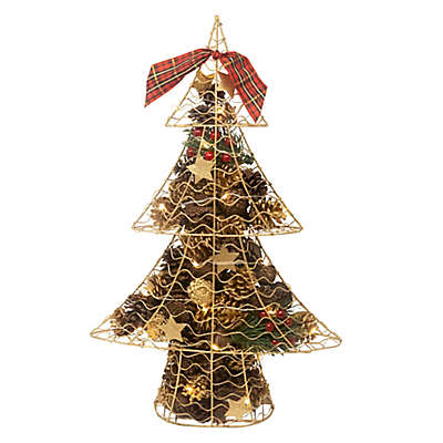 Holiday Wired Light-Up Tree Potpourri