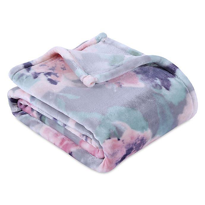 Alternate image 1 for Berkshire Blanket® Ultra VelvetLoft® Printed Throw Blanket