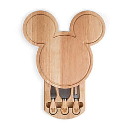 Picnic Time® Mickey Mouse Head-Shaped Cheese Board
