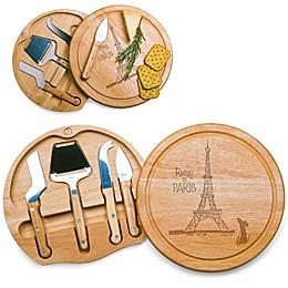 Picnic Time® Disney Ratatouille Circo Cheese Board & Tools Set