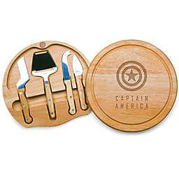 Picnic Time® Marvel Captain America Circo Cheese Board & Tools Set