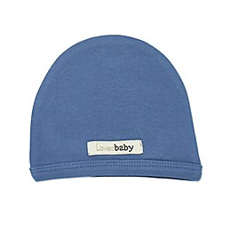 L'ovedbaby® Organic Cotton Cute Cap in Slate