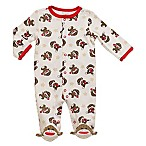 Baby Starters® Sock Monkey 3M Footie