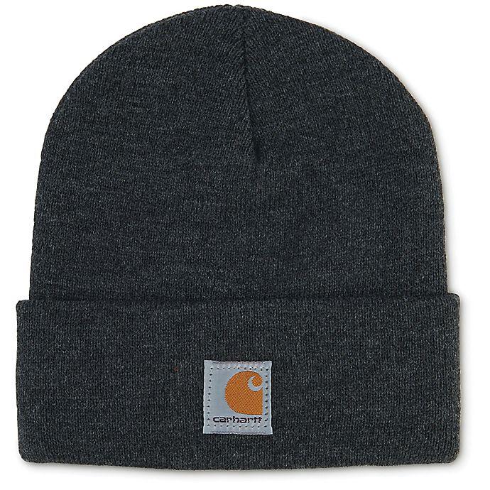 Alternate image 1 for Carhartt® Infant/Toddler Knit Hat in Grey