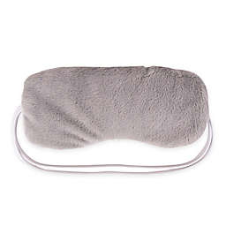 Carex Home Microwaveable Lavender Relaxation Eye Mask in Grey