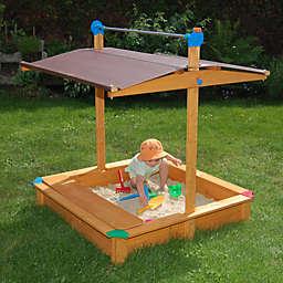 Maxi Sandbox with Storage Bench