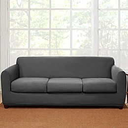 Sure Fit® Stretch Suede Slipcover Collection