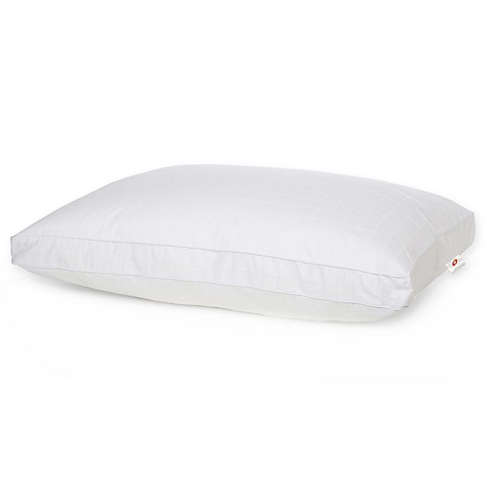 Alternate image 1 for Swiss Comforts Gusseted Down Alternative Pillow in White