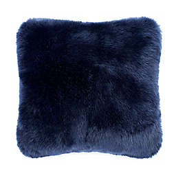 UGG® Wren Square Throw Pillow in Navy