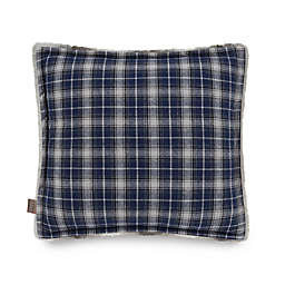 UGG®  Fremont Square Throw Pillow in Navy
