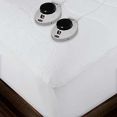 Therapedic® Micro Velour Electric Warming Mattress Pad