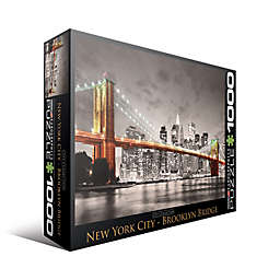 EuroGraphics New York City Brooklyn Bridge 1000-Piece Puzzle