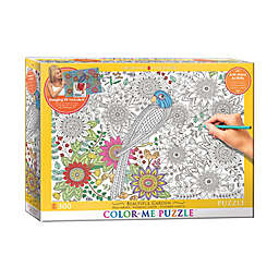 EuroGraphics Color-Me 300-Piece Beautiful Garden Puzzle
