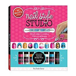 Klutz® Nail Style Studio Kit
