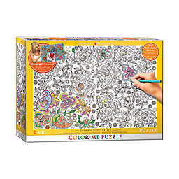 EuroGraphics Color-Me 300-Piece Hidden Butterflies Puzzle