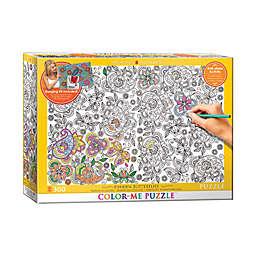 EuroGraphics Color-Me 300-Piece Hidden Butterflies Puzzle