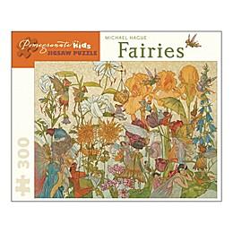 Michael Hague Fairies 300-Piece Jigsaw Puzzle
