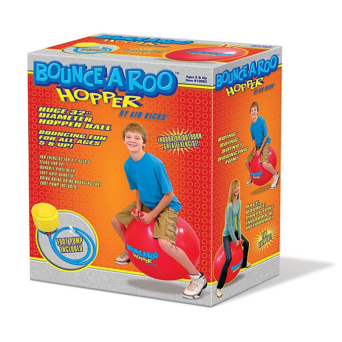 Alternate image 1 for Geospace® Bounce-A-Roo Hopper
