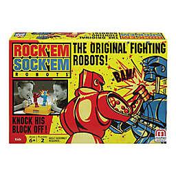 Mattel® Rock 'Em Sock 'Em Robots
