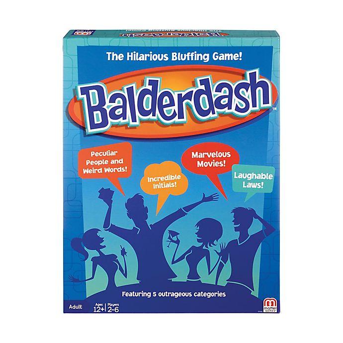 Alternate image 1 for Mattel® Balderdash