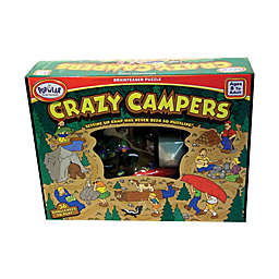 Popular Playthings Crazy Campers Brainteaser Puzzle