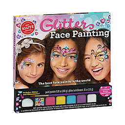 Klutz® Glitter Face Painting Kit