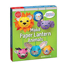 Klutz® Make Paper Lantern Animals