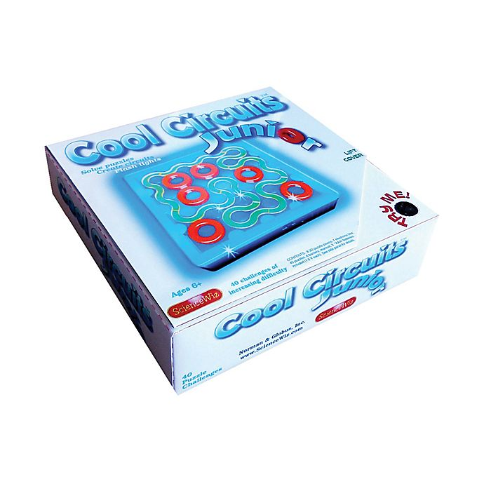 Alternate image 1 for ScienceWiz Products Cool Circuits Junior Puzzle