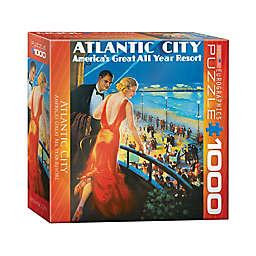EuroGraphics Atlantic City 1000-Piece Jigsaw Puzzle