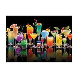 Piatnik Royce B. McClure - Cocktails 1000-Piece Jigsaw Puzzle