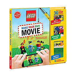Klutz® LEGO Make Your Own Movie