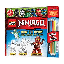 Klutz® LEGO Ninjago - How to Draw Ninja, Villans, and More