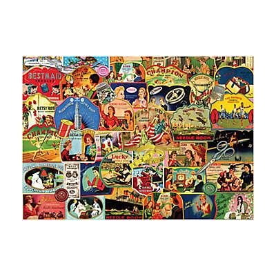 Piatnik Beryl Peters Vintage Needle Books 1000-Piece Jigsaw Puzzle