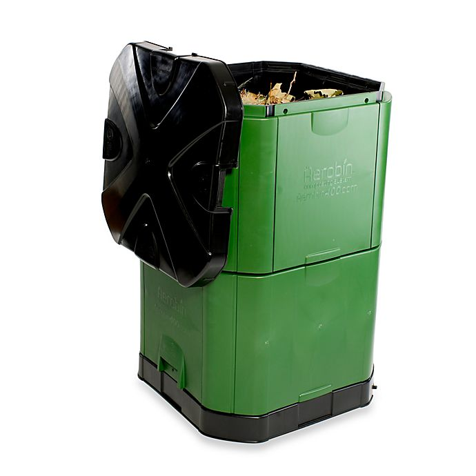 Alternate image 1 for Aerobin Insulated Composter Set