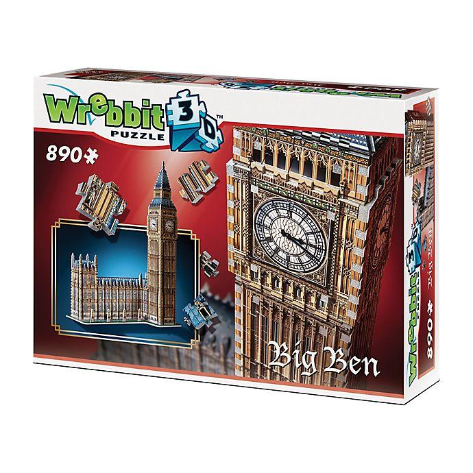 Alternate image 1 for Wrebbit™ 890-Piece Big Ben 3D Puzzle