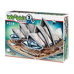 Wrebbit™ 925-Piece Sydney Opera House 3D Puzzle