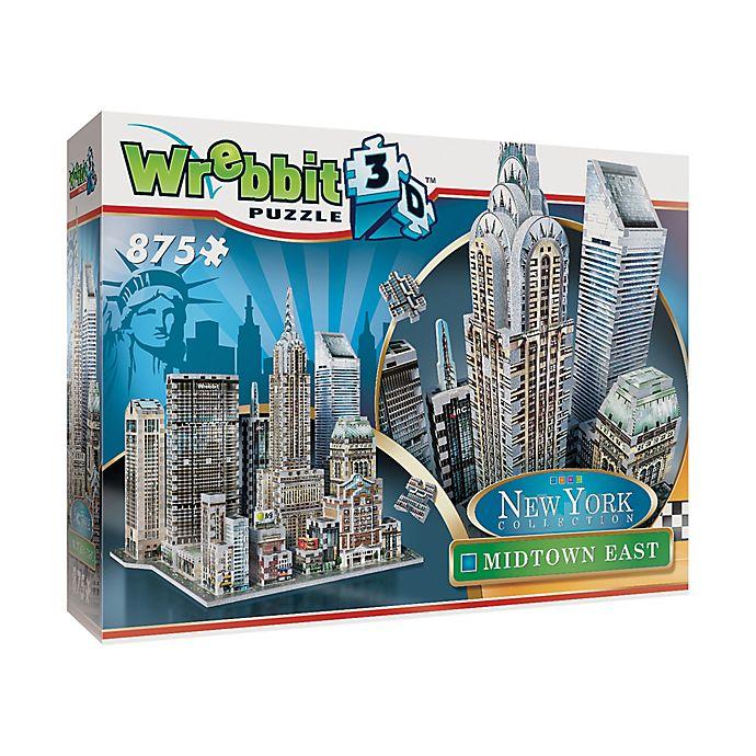 Buy Wrebbit™ New York Collection 875-Piece Midtown East 3D