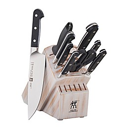 Zwilling® J.A. Henckels Pro White Washed Knife Block Set