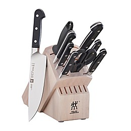 Zwilling® J.A. Henckels Pro Solid White Knife Block Set