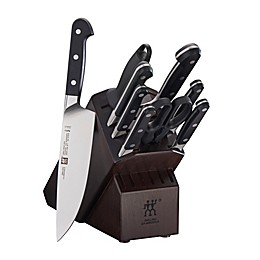 Zwilling® J.A. Henckels Pro Walnut Knife Block Set