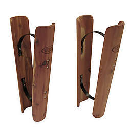 Cedar Boot Shapers (Set of 2)