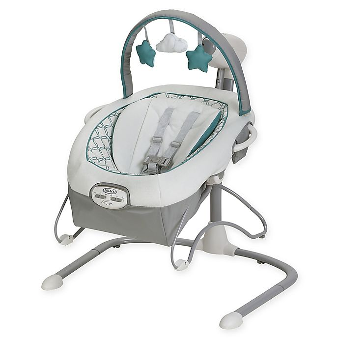 Alternate image 1 for Graco® Duet Sway™ LX Swing + Bouncer in Merrick™