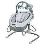 Graco® DuetSway™ LX Swing + Bouncer in Blue