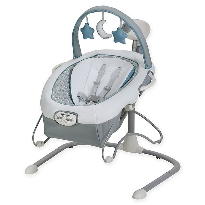 Alternate image 1 for Graco® Duet Sway™ LX Swing + Bouncer in Alden™