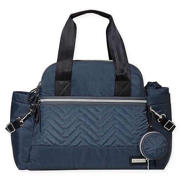 Alternate image 1 for SKIP*HOP® Suite 6-Piece Diaper Bag Set