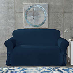 Wondrous Loveseat Covers Bed Bath Beyond Dailytribune Chair Design For Home Dailytribuneorg