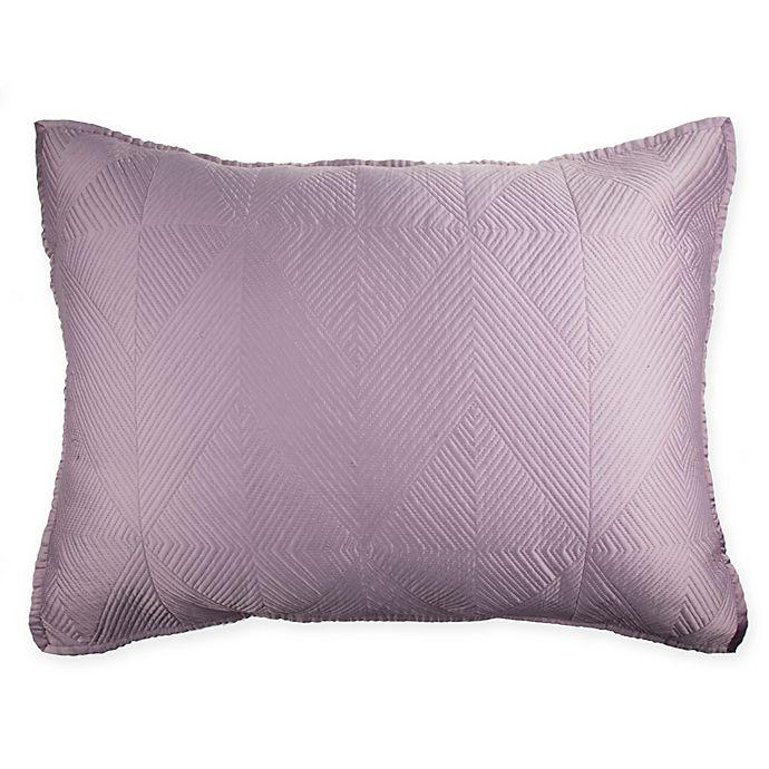Alternate image 1 for Wamsutta® Bliss Standard Pillow Sham in Dusty Plum